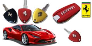 Ремонт ключей Ferrari Феррари