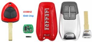 Ключи от автомобиля Ferrari Феррари Ferrari-California Ferrari-Spider Ferrari-Italia 458 Ferrari-Tdf Ferrari-Berlinetta Ferrari-TRS 458 F 12 F 149