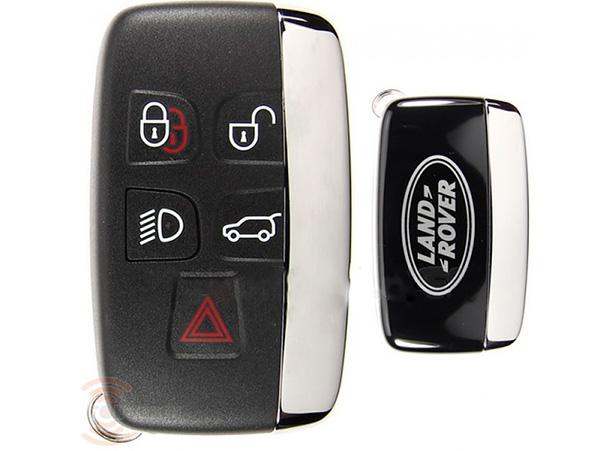 ключ Land Rover