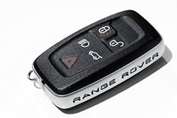 Ключ для автомобиля Range Rover
