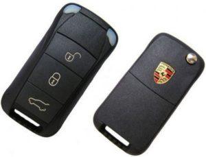 ключ Порше Кайен 957